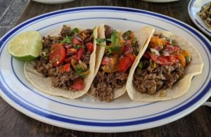 Farm & Fisherman - Cheesesteak Tacos