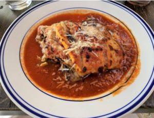 Farm & Fisherman - Squash Lasagna