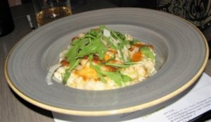 Gold Cup - Shrimp & Grits