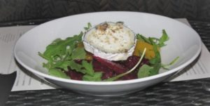 Red Fox - Beets w Goat Cheese