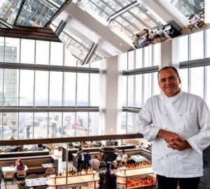 Jean-Georges, Chef