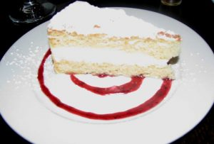 Antica - Lemon Cream Cake