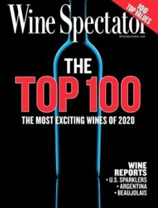 Wine Spec Top 100 2020