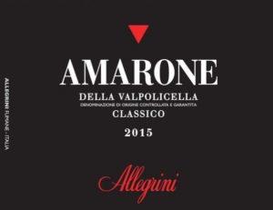 Allegrini Valpolicella 2015
