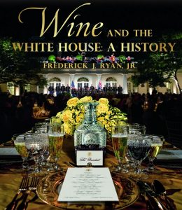 Wine and the White House - Cover
