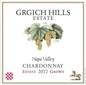 Grgich Hills Chardonnay 2017