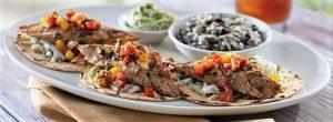 Seasons 52 - Blackened Mahi Mahi Tacos