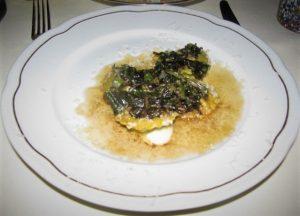 Vetri Cucina - Ramp Ravioli