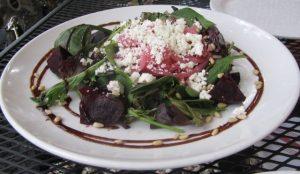 Awful Arthurs - Roasted Beet Salad