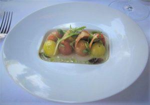 Bas Rouge - Petit Tomato Salad