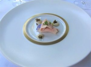 Bas Rouge - Tuna w Capers