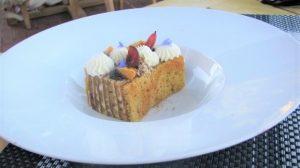 Stars - Summer Cherry Smith Island Cake