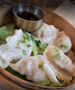 Blue Elephant - Steamed Pork Dumplings