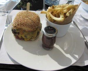 JG Sky High - Bacon Cheeseburger