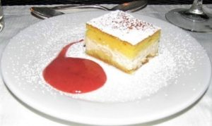 Orangery - Ricotta Cake